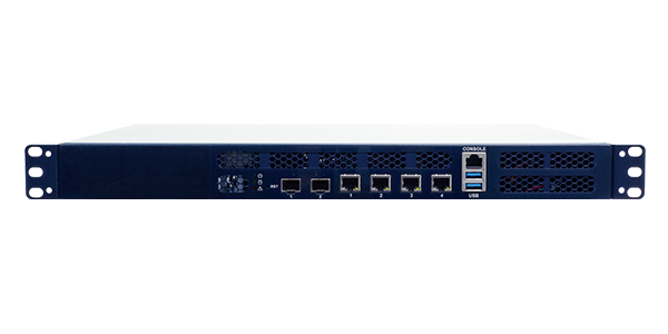 PUZZLE-M801 Network Appliance interface front